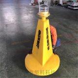组装简单快灵活的圆形搭载管道塑料航标