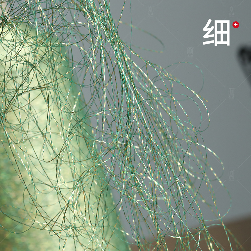 志源纺织 新品推荐LSH型镭射金银线,金银丝幻彩线
