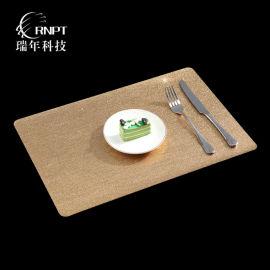 RNPT瑞年厂家供应欧式餐垫PVC西餐垫防水餐垫