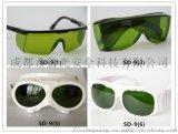 希德 SD-9 寬光譜連續吸收式鐳射防護眼鏡
