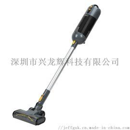 手持免清洗吸尘器车家办公多用无线吸尘器吸扫二合一超长