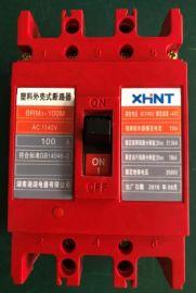 湘湖牌TVR2000-5过欠压断相相序保护器线路图