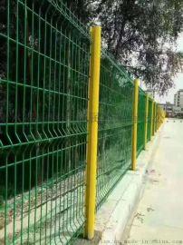 飞机场护栏网 防攀爬护栏网 Y型柱防护栏围网