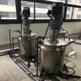 镍铝锰三合反应釜 不锈钢反应釜