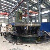 建奎對開式鑄鋼直齒大型迴轉窯大齒輪