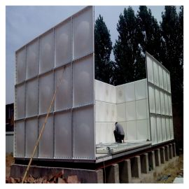 焊接式水箱 霈凯水箱 304不锈钢方形水箱