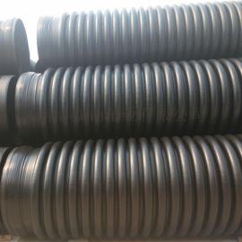 湖南长沙克拉管B型结构壁增强缠绕管的安装流程