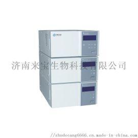 往复式并联泵设计高效液相色谱仪