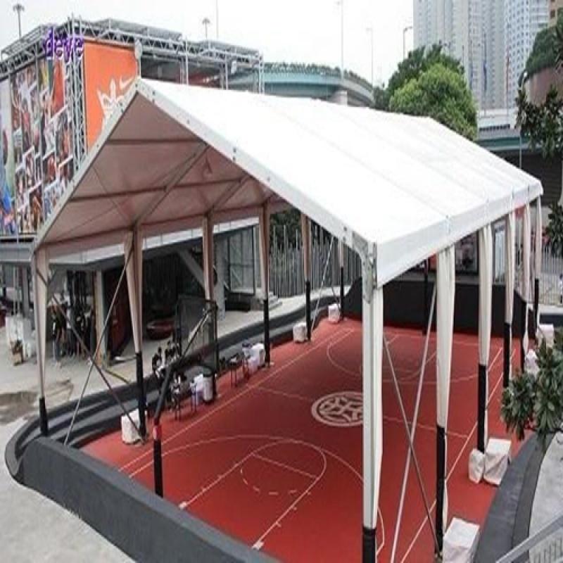 供應籃球場館篷房, 體育場館棚房, 羽毛球館篷房