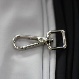 來樣定制鉤扣 鋅合金五金配件 女包狗扣 肩帶掛鉤