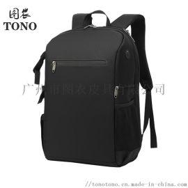 广州市单反数码相机包 防水双肩摄影包 男女背包