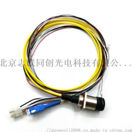 预制光缆连接器-3K 快速连接插拔自锁系统 广电转播光纤转接跳线