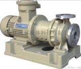 304不鏽鋼磁力泵節能高效率處理各種液體介質