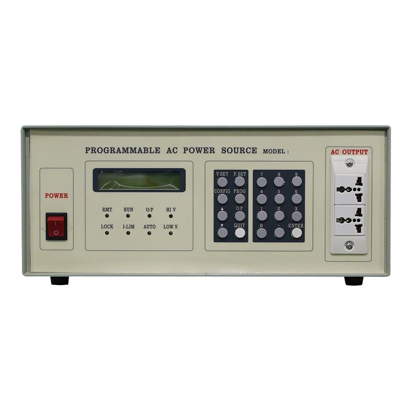 可程式變頻電源 RS232/GP-IB電腦通訊介面