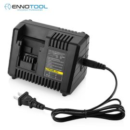适用于18~20V百得工匠电动工具电池充电器