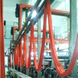 电镀设备行车配件 C型轨牵引滑车,拨杆滑轮