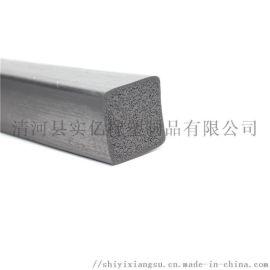 耐腐蚀发泡防水防撞橡胶密封条