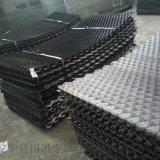 山东钢芭片 低碳钢板 菱形网 平台踏步 网