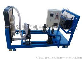 电控重型柴油发动机试机台架