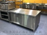 代工不锈钢工作台星盆台厨具工程不锈钢产品