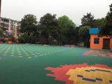 湖南益阳幼儿园塑胶悬浮地板订购厂家质优价廉