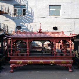供应昌东品牌铸铁长方形香炉,长方形铸铁香炉制造厂家