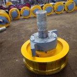 φ700*150双边车轮组,主动车轮组,车轮组图纸