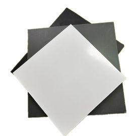 灰色PVC板 蓝色PVC硬板 防水PVC板