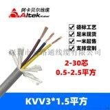 控制电缆控制电缆价格控制电缆厂家kvvrvv