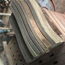 铁岭红巴劳木楼梯实木优质供应商室外红巴劳木生产订做