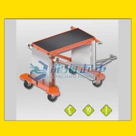 JDC手动门式物流转运车,电动升降功能(手动操作)