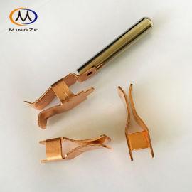 美规电源插头插座五金件 美标插座弹片 智能插座铜片