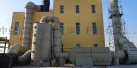 中綠能漢鬱實驗室尾氣處理工程