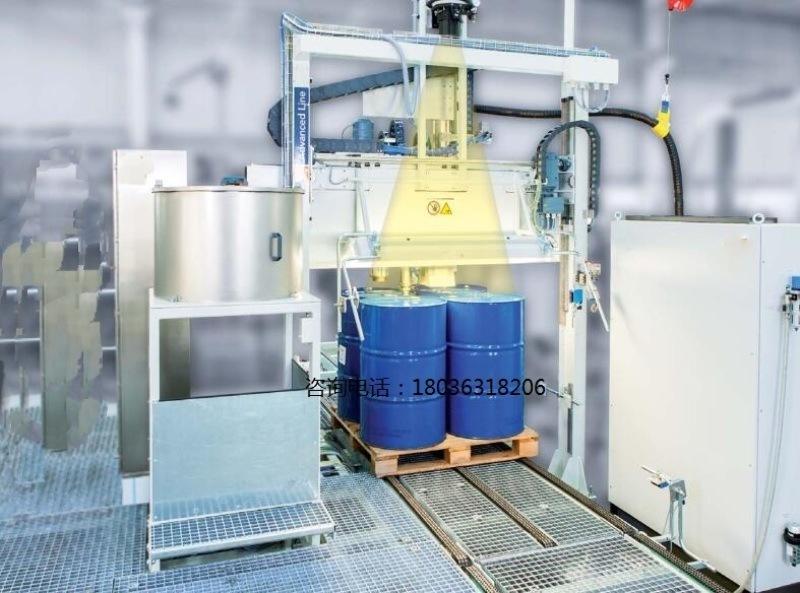 灌装秤、灌装机、200L/1000L灌装机