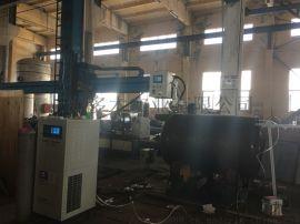 压力容器不锈钢反应釜直环缝深熔焊机单面焊双面成型