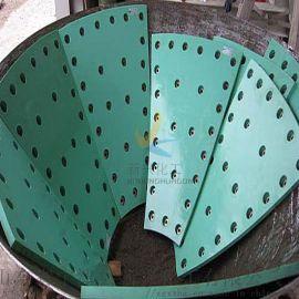 阻燃煤矿料仓耐磨衬板高分子PE耐磨衬板实力厂家
