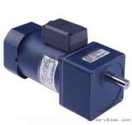 200W微型电磁制动调速电机 带刹车调速电机