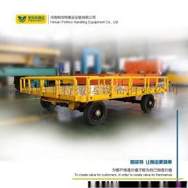 车间道轨拖车,电动载重转运车,重型轨道平推车