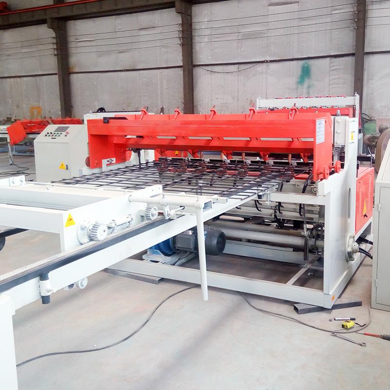 雲南隧道支護網加工鋼筋網片焊網機源頭貨源