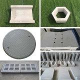 预制水泥小构件自动化生产线/水泥排水渠盖板预制件生产线