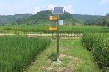 成都戶外LED太陽能殺蟲燈廠家——四川三百裏廠家