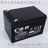 九华24V6AH蓄电池门控电池割草机电瓶 童车电池