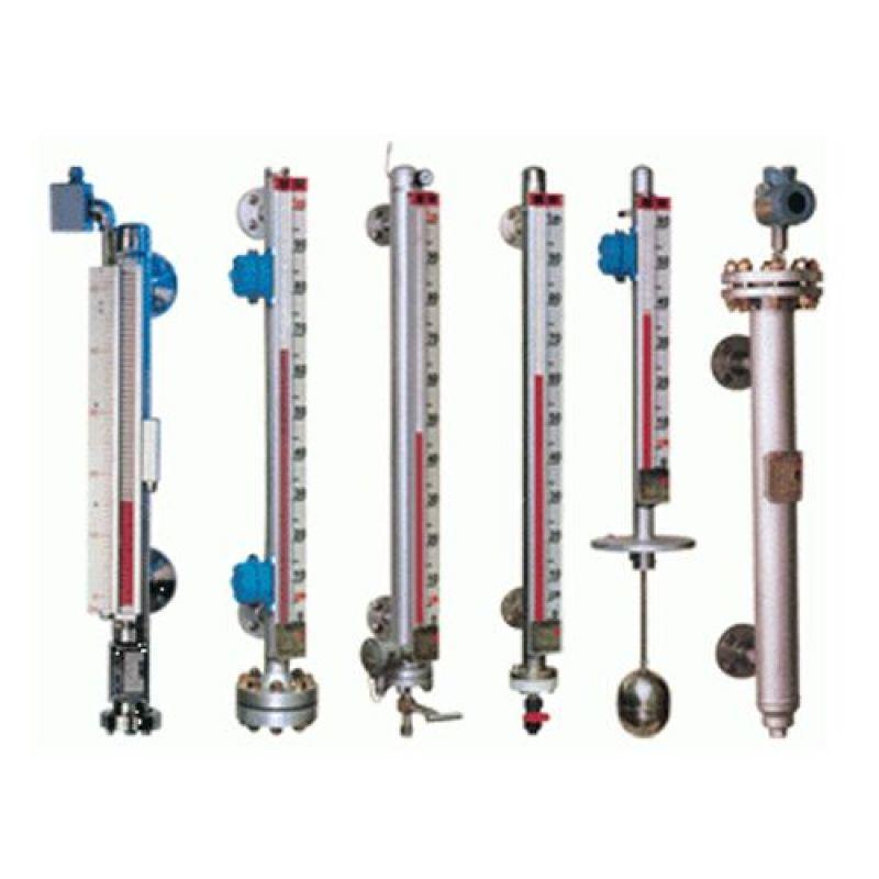 蒸汽伴热型磁翻板液位计