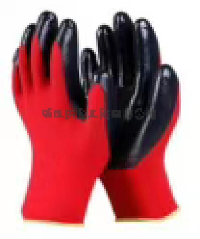 **防护手套 浸胶防割手套 耐磨防晒劳保手套