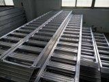 護欄打樁機鋁爬梯,打樁機鋁合金梯子,公路打樁機鋁梯