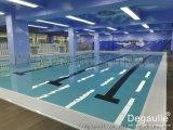戴高樂拆裝式游泳池,造價低、建工期短