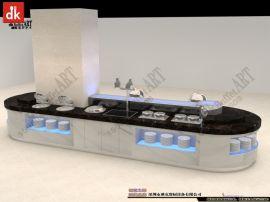 大理石自助餐臺,供應自助餐臺,智慧餐臺