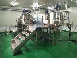 沙拉酱乳化设备生产型