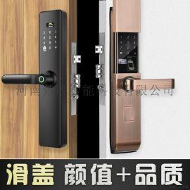 河南指纹防盗电子密码锁厂家直销-戴胜科技有限公司
