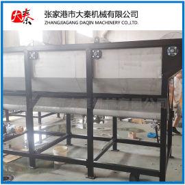 PVC管材粉碎机 硬塑料粉碎设备 粉碎清洗一体机